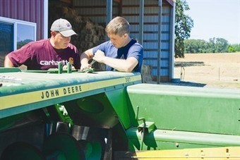 Century designation is huge for farm families - Polk County Itemizer-Observer | Century & Centennial Farm News | Scoop.it