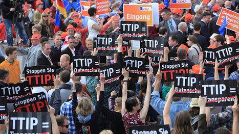Proposed TTIP Agreement Is Profoundly Undemocratic | AUSTERITY & OPPRESSION SUPPORTERS  VS THE PROGRESSION Of The REST OF US | Scoop.it