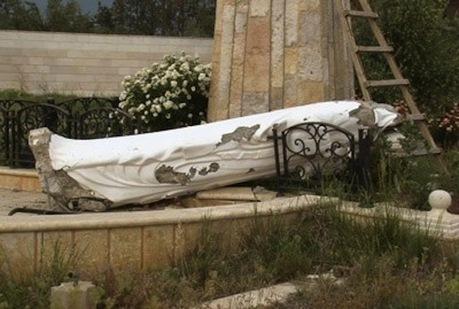 L'antique monastère Mar Elias profané et détruit par les islamistes en Syrie | L'observatoire de la Christianophobie | Histoire8 | Scoop.it