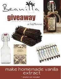 Make Vanilla For Holidays | TidyMom | Modelado y maquetas | Scoop.it