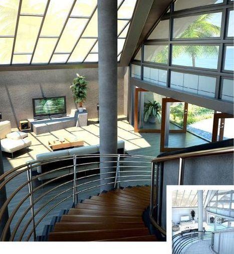 Đẹp ngẩn ngơ với những phòng giải trí đúng nghĩa | Sản phẩm nội thất - Interior product | Scoop.it