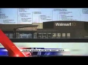 Walmart in Desert Hot Springs Status and Porn Report | Desert Hot Springs | Scoop.it