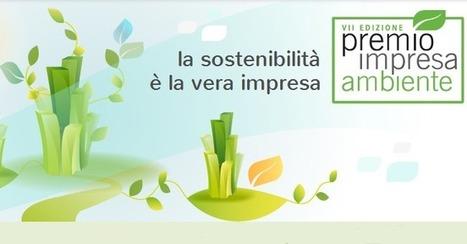 Premio Impresa Ambiente 2014: candidature aperte fino al 3 marzo | Il mondo che vorrei | Scoop.it