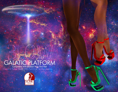 + OUT NOW ! ;;The Galatic Platforms !   lovely   Scoop.it