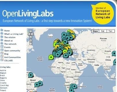 Qué son los Living Labs - Territorios Inteligentes y Territorios del ...   Informal Open Social Learning Space   Scoop.it