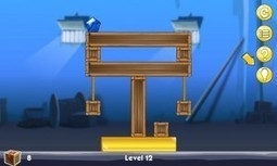 Tap the Box : Simple and fun physics-based puzzle game | Tech Cookies - Everything about Android | Scoop.it