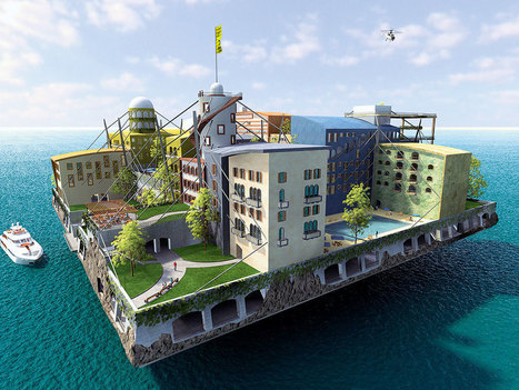 Could a future of floating cities be closer than we think? | Tourism Innovation | Scoop.it