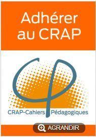 Adhérer au CRAP | CRAP Cahiers pédagogiques | Pédagogie et enseignement supérieur | Scoop.it