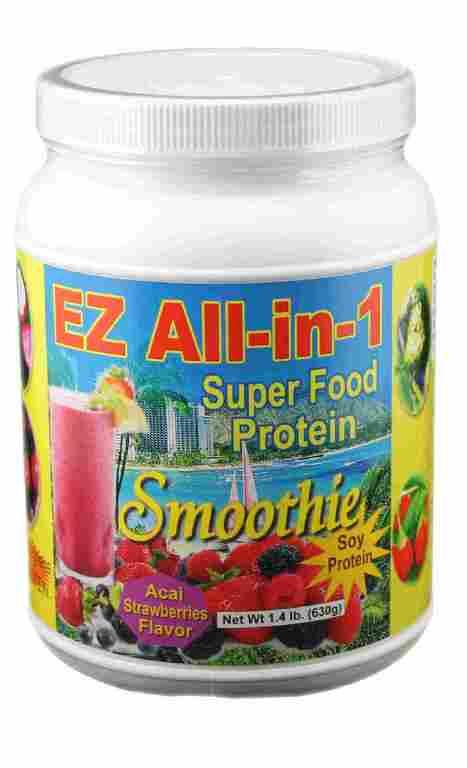 EZ Protein Smoothie Powder - Best protein powder - Strawberry protein | Protein Supplements | Scoop.it