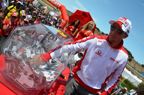 Ducati Island Sunday - Vicki's View | Ductalk Ducati News | Scoop.it