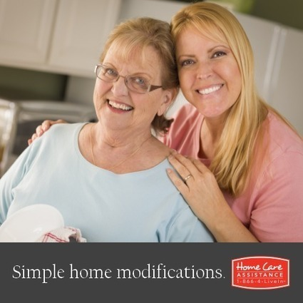 Kitchens that are Safe for seniors | Home Care Assistance of West Texas | Scoop.it