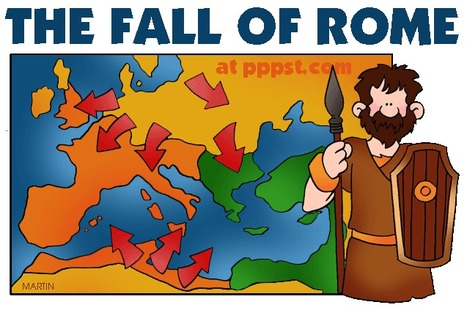 Reasons For the Fall of Rome flashcards | Quizlet | Scoopit assignment #2 | Scoop.it