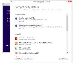 Upgrade to Windows 8 Pro for $39.99 | Cotés' Tech | Scoop.it