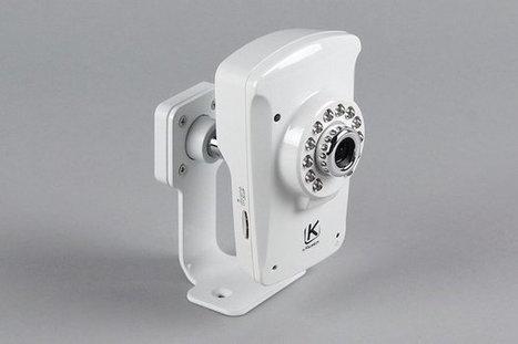 #MaddyCrowd : Kiwatch, le système de surveillance à distance pour particuliers et professionnels | Nouvelles tendances et inspiration business | Scoop.it