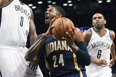 Indiana Pacers keep record immaculate with 96-91 road victory over Brooklyn | txwikinger-news | Scoop.it