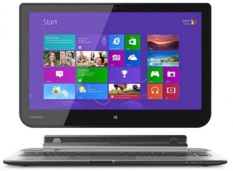 Toshiba Satellite Click Launched   Technology: Techno Stall   Scoop.it