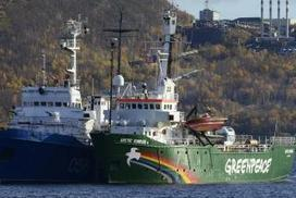 Australian appointed to hear Arctic Sunrise plea | Arctic 30 | Scoop.it