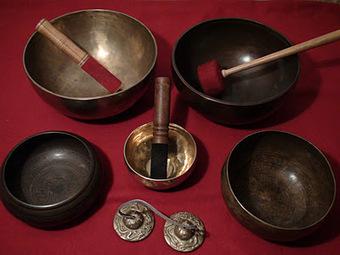 Sonoterapia con cuencos tibetanos | SONOTERAPIA | Scoop.it