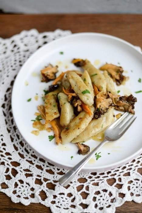 Polish comfort food: Kopytka (Polish dumplings) - Jamie Oliver | Features | The Haxel Post - Taste of Poland | Scoop.it