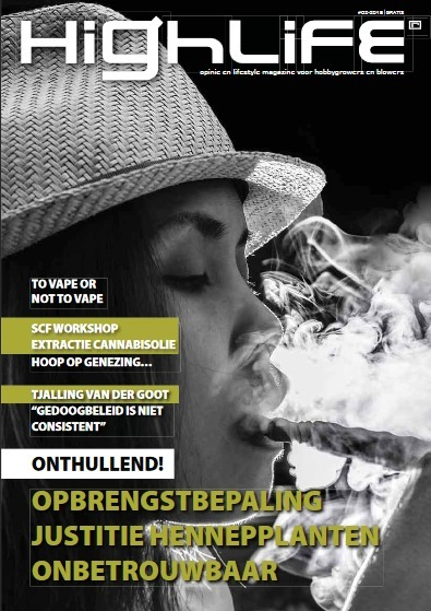 HighLife Magazine - Issue 2 | Medicinale-cannabis | Scoop.it