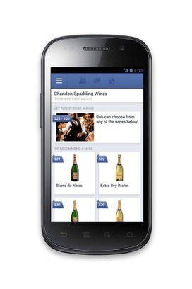 Facebook Pushes Out Gifts to All U.S. Users (Complete With Holiday Booze) | Wonnia | Scoop.it