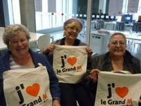 Ils aiment le Grand M! - Médiathèque Grand M   Outils et  innovations pour mieux trouver, gérer et diffuser l'information   Scoop.it