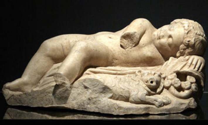 Laid bare: the sex life of the ancient Greeks in all its physical glory   Sex History   Scoop.it