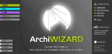 Logiciel simulation énergétique thermique 3D architecte | ArchiWIZARD | High Techs | Scoop.it