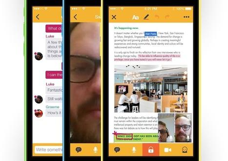 Swoodle: applicazione per la collaborazione e l'editing di contenuti con possibilità di comunicare con gli altri co autori via audio, chat, video | AulaMagazine Scuola e Tecnologie Didattiche | Scoop.it