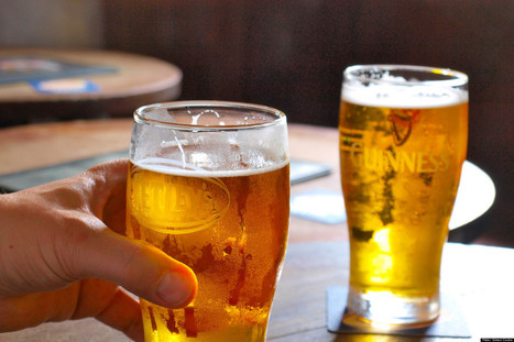 24 Things You Didn't Know About Beer | Strange days indeed... | Scoop.it
