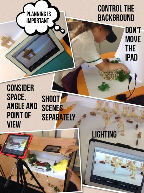 So you're starting to think about animation… | iPad Art Room | Common Core | Scoop.it