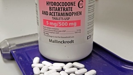 Courses and courses for pharmacists: FDA Urges Tighter Restrictions on Hydrocodone Combination Products | For Pharmacists | Scoop.it