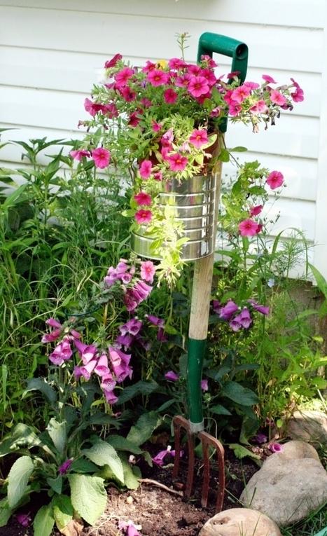 Top 10 Creative DIY Spring Garden Projects | Pinspopulars | Pinpopular | Scoop.it