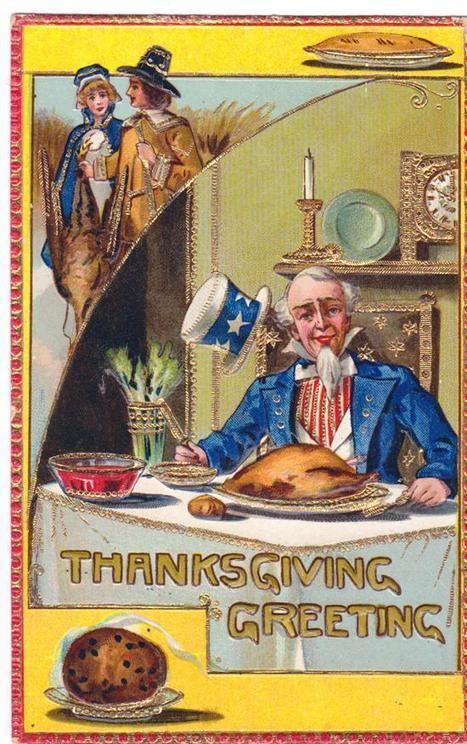 Looking Back: How Thanksgiving became a national holiday - Shoreline Times | American History | Scoop.it