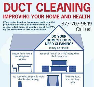 Van Nuys, CA Air Duct and Dryer Vent Cleaning | Likes | Scoop.it