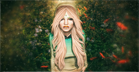 She Flies Outside This Cage | 亗  Second Life Fashion Addict  亗 | Scoop.it