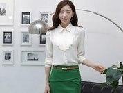 Phối sơ mi theo phong cách Hàn Quốc - Ngôi sao | My Style | Scoop.it