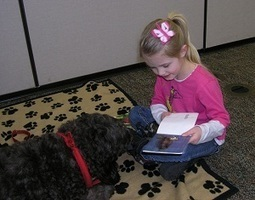 Therapy Dogs' Presence Steadily Grows in Libraries | Dogs | Scoop.it