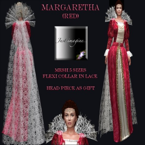 3 lovely Margaretha gowns at Just Imagine | Durff | Scoop.it