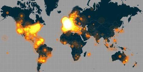 #JeSuisCharlie, le hashtag le plus populaire de l'histoire de Twitter | Au hasard | Scoop.it