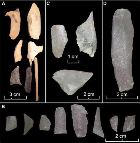 The earliest well-dated archeological site in the hyper-arid Tarim Basin and its implications for prehistoric human migration and climatic change | Kaogu | Scoop.it
