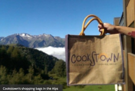 Reusable shopping bags pop up 'in holiday selfies' - | Social-Local-Mobile by TraX | Scoop.it