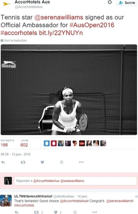 Quelle stratégie social media pour les tennisman ? | Le Community Management autrement | Scoop.it