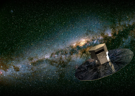 Spacecraft's billion-pixel camera to spot 10 new planets per day | DVICE | Technology and Gadgets | Scoop.it