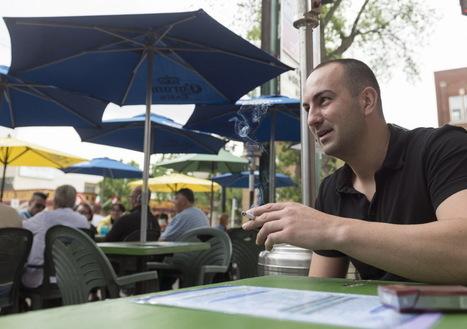 Smoking ban on patios sought   Winnipeg Living and Development   Scoop.it