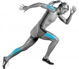 Muscle pain, injury or swelling? Kinesiology Taping can Help ... | kinesiology taping | Scoop.it