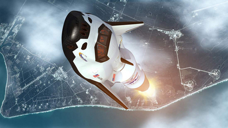 Private Astronaut Taxi Development Entering Final Phase | The NewSpace Daily | Scoop.it