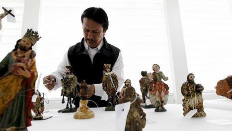 L'Équateur rapatrie 567 pièces archéologiques de grande valeur | Le Figaro | Kiosque du monde : Amériques | Scoop.it