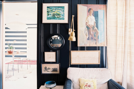 Myths About Decorating With Black - Huffington Post | Interior Design | Scoop.it