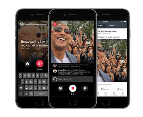 12 consigli essenziali per uno streaming live perfetto su Facebook | marketing personale | Scoop.it